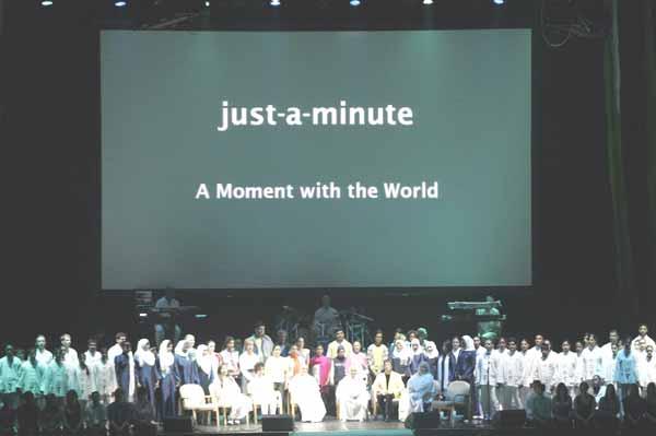 Brahma Kumaris Global Initiative Just A Minute London